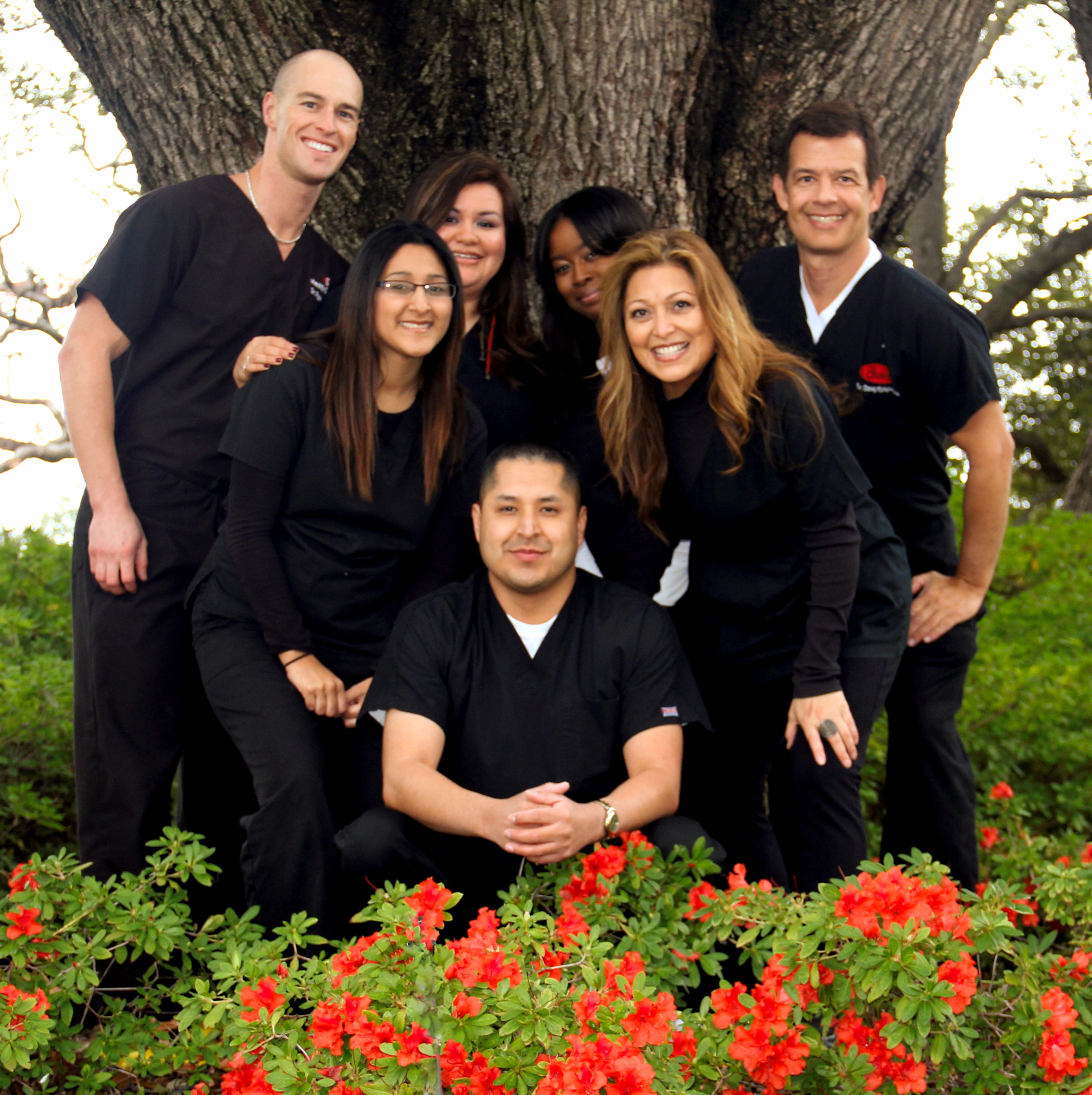 Dallas Wellness Center Staff