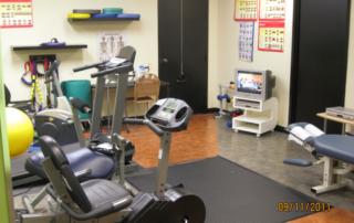 Exercise and Rehabilitation Gym