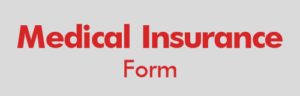 Medical Insurance Form